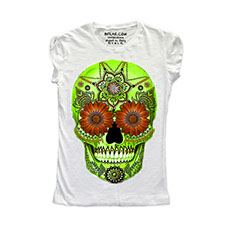 tshirt sugar skull woman230x230