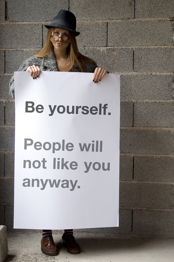 2011_be yourself